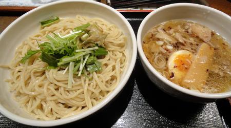 彩華(つけ麺塩大盛)